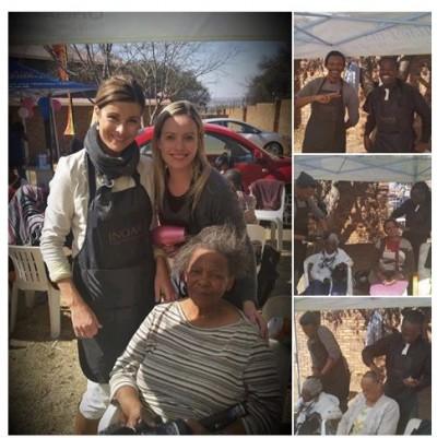 BELEZA SOLIDÁRIA INOAR NO MANDELA DAY – South Africa