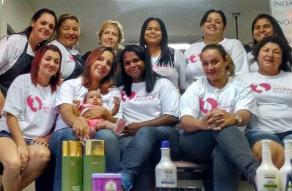 'Beleza Solidária – Inoar' começa nesta quarta-feira, 18