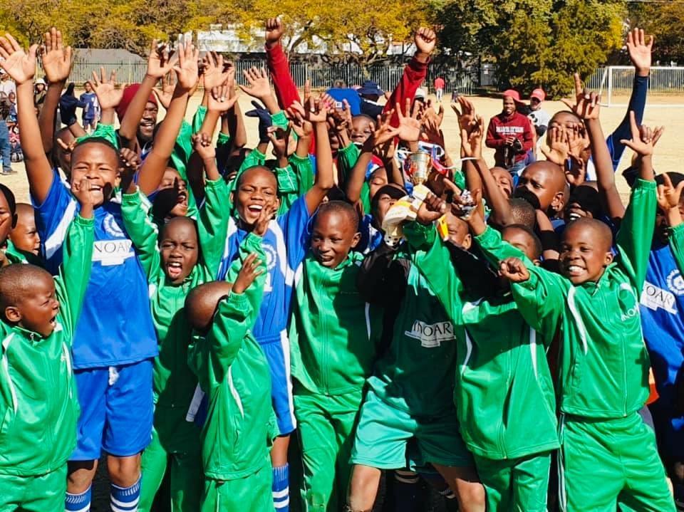 Inoar participa do Mandela Day na África do Sul