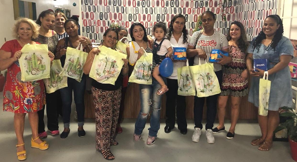 Beleza Solidária apoia evento do CREAS em Taboão da Serra (SP)
