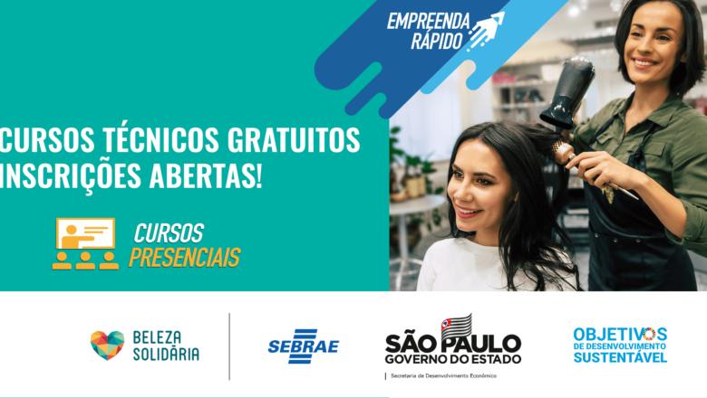 Projeto social Beleza Solidária anuncia parceria com Sebrae para capacitar e profissionalizar população de Assis, no interior de São Paulo